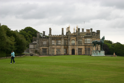 Dalmeny House in Scotland