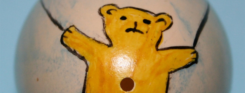 Stephen's teddy